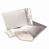 Envelop - foam  - 115 x 125 mm - met tape - wit