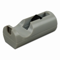 Tape dispensers - 33 meter rollen - tot 25 mm -  B1 - wit  stuk