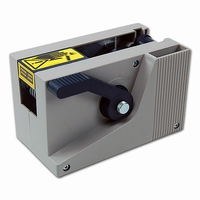 Tape dispensers - 25 mm x 66 m - SL1 - met hendel  stuk