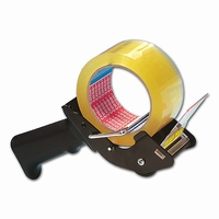 Tape dispensers - 50 mm x 66 m - noise reducer  stuk