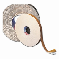 Tape - Foam tape  - 12 mm x 25 mtr - Tesafix 4957  rol