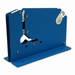 Tape dispensers - 9 en 12 mm - zakkensluiter - heavy