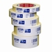 Tape - masking tape - 19 mm x 50 mtr - 80 graden - creme