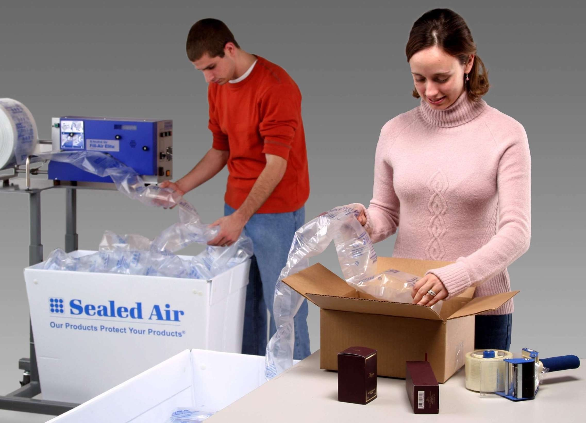 Sealed Air - Fill Air - Fill Air NTS